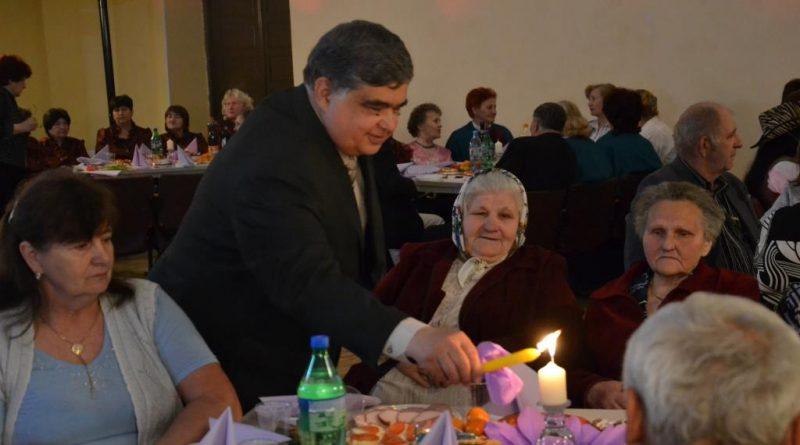 Atpūtas vakars senioriem un cilvēkiem ar īpašām vajadzībām