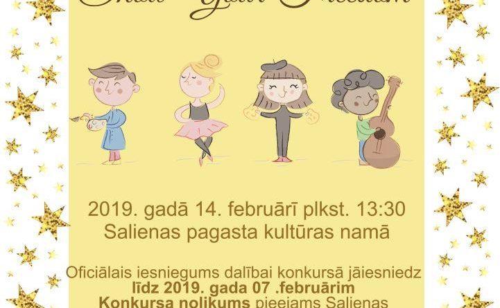 """Talantu konkurss """" Show Your Freedom 2019"""""""
